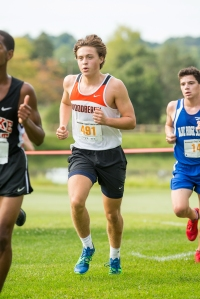 September  16, 2017.     Woodberry Forest Cross Country Invitational.
