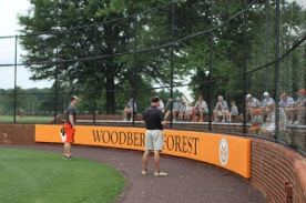woodbery baseball diamond